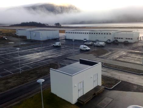 Namsos flyplass